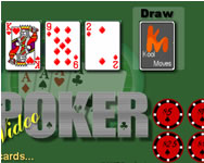 KM video poker poker j�t�kok ingyen