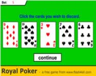 Royal poker online j�t�k