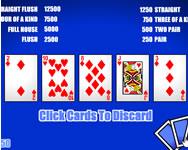 Online poker jatek texas holdem